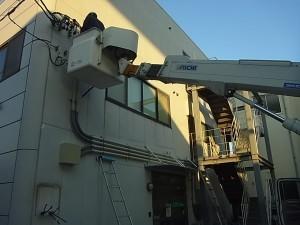 電気メーター移設工事-A04