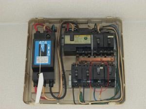 エアコン用コンセント変換工事-A03