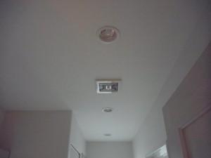 照明器具取替工事丸型ダウンライト-A02