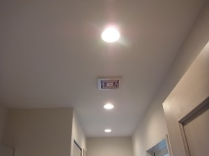 照明器具取替工事丸型ダウンライト-A03