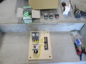制御盤組立-A02