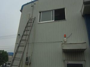 動力電源取付工事-A02