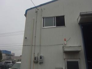 動力電源取付工事-A03