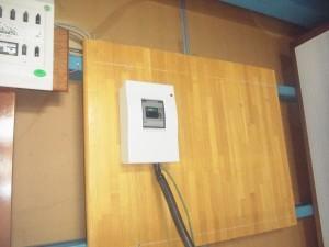 動力電源取付工事-A05