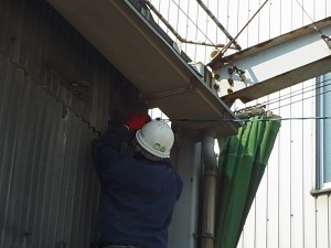 架空線接続工事-A02