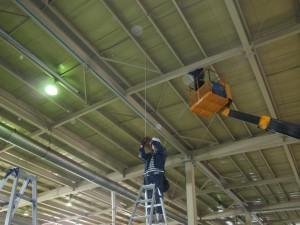 照明器具取替移設及び増設工事-A01
