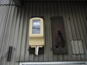 電力量計取付工事-A01