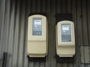 電力量計取付工事-A05