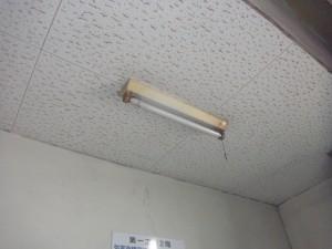 非常照明器具取替工事-A02