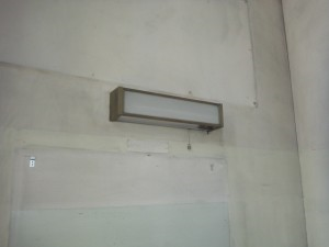 非常照明器具取替工事-A04