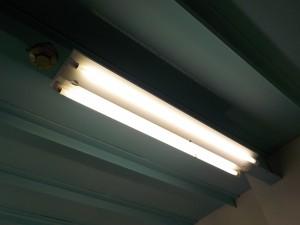 非常照明器具取替工事-A13