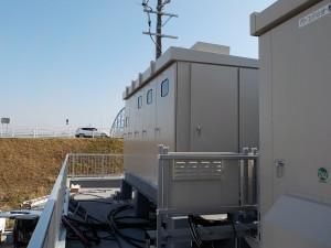 高圧電気ケーブル端末処理工事-A01