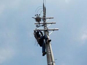高圧電気ケーブル端末処理工事-A03