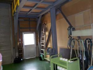 グラインダー電源工事-A03