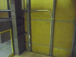 グラインダー電源工事-A06