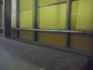 グラインダー電源工事-A07