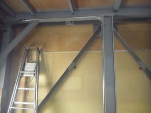 グラインダー電源工事-A08