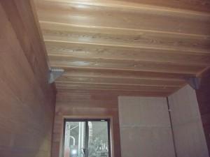 プレハブ小屋電気工事-A01