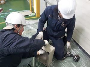 400V機器電源工事-A02