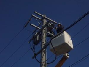 SOG高圧気中開閉器取替工事-A05