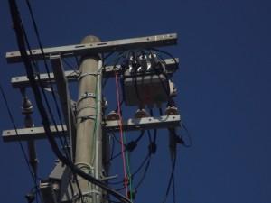 SOG高圧気中開閉器取替工事-A07