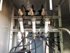 高圧交流負荷開閉器(LBS)~愛知県津島市にて高圧設備の更新電気工事