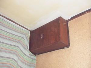 木製分電盤取替工事-A01
