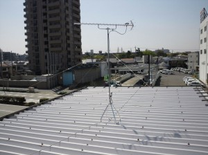 アンテナ設置工事-A02