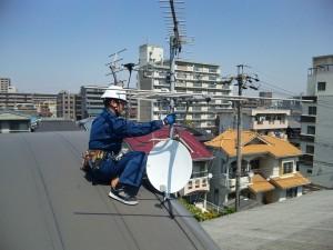 アンテナ設置工事-A03