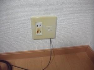 コンセント取替工事④-A01