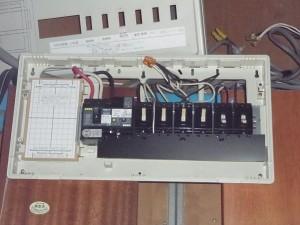 分電盤改修工事-A03