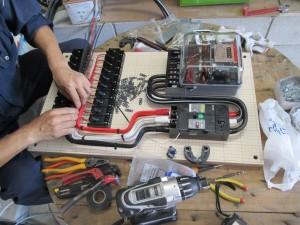 分電盤製作-A02