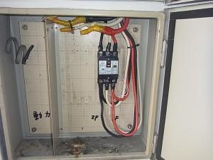 容量減設工事-A02
