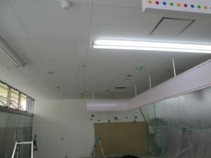店内改装工事-A02
