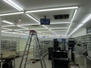 店内改装工事-A05