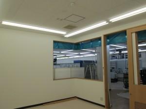 店内改装工事-A07