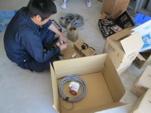 照明器具改造-A01