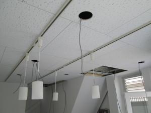 照明器具配線取付工事-A04