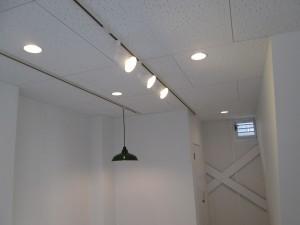 照明器具配線取付工事-A07