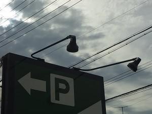 看板用照明器具取付工事-A02