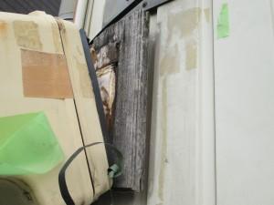 電気メーター板とボックス取替工事-A02