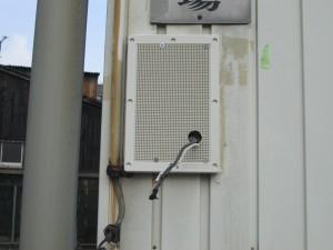 電気メーター板とボックス取替工事-A03